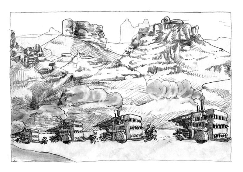 les voies de Macktash page -4