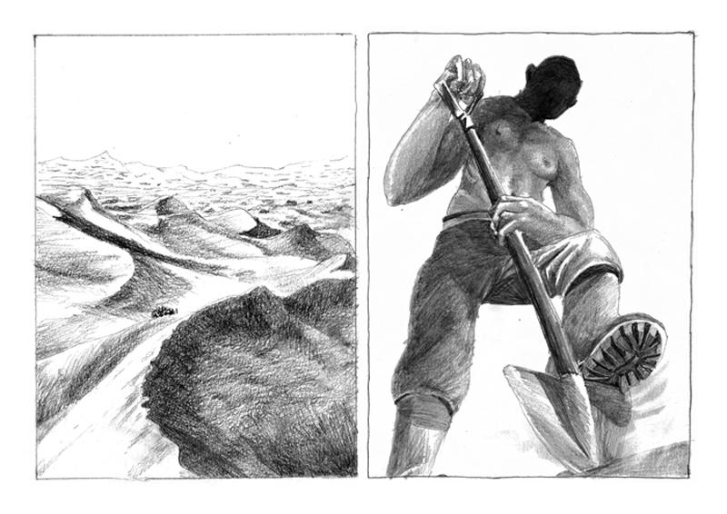 les voies de Macktash  page 5
