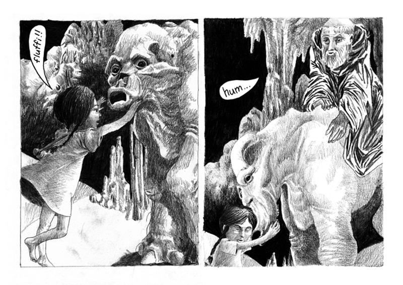 les voies de Macktash page16